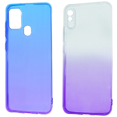 Купить Силикон 0.5 mm Gradient Design Xiaomi Redmi 9A 29188 - Ncase