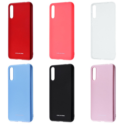 Купить Molan Cano Glossy Jelly Case Huawei P Smart S/Y8p 29209 - Ncase