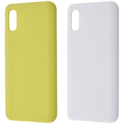 Купить WAVE Full Silicone Cover Xiaomi Redmi 9A 29381 - Ncase