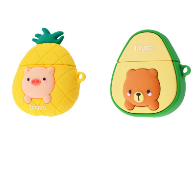 Купить Fruits Animals Case for AirPods 1/2 29409 - Ncase