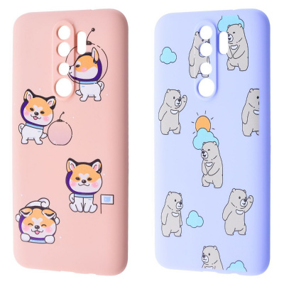 Купить WAVE Fancy Case (TPU) Xiaomi Redmi Note 8 Pro 29378 - Ncase