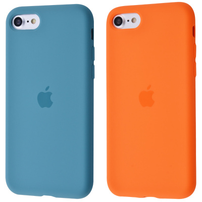 Купить Silicone Case Full Cover iPhone 7/8/SE 2 29635 - Ncase