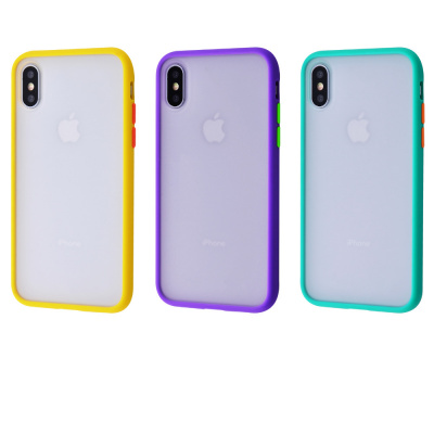 Купить Shadow Matte Case (PC+TPU) iPhone X/Xs 29552 - Ncase