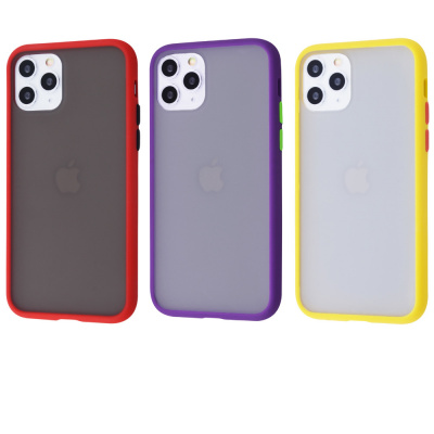 Купить Shadow Matte Case (PC+TPU) iPhone 11 Pro 29555 - Ncase