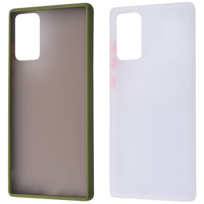 Купить Matte Color Case (TPU) Samsung Galaxy Note 20 29489 - Ncase