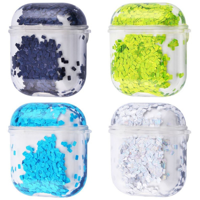Купить Bright Sparkles with Water Case for AirPods 1/2 29672 - Ncase