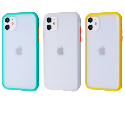 Купить Shadow Matte Case (PC+TPU) iPhone 11 29556 - Ncase