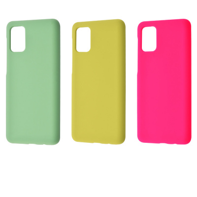 Купить WAVE Full Silicone Cover Samsung Galaxy M31s 30041 - Ncase