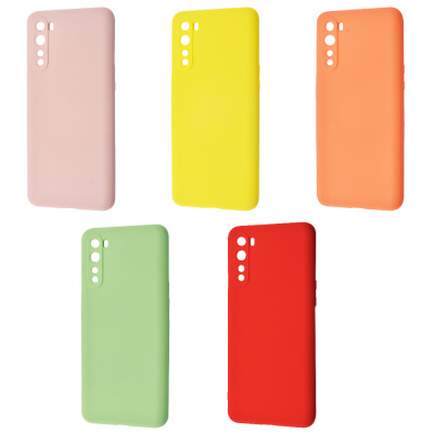 Купить WAVE Colorful Case (TPU) Oneplus Nord 30039 - Ncase