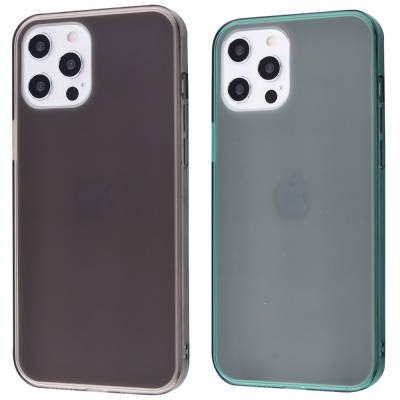 Купить Baseus Frosted Glass Protective Case iPhone 12 Pro Max 30099 - Ncase