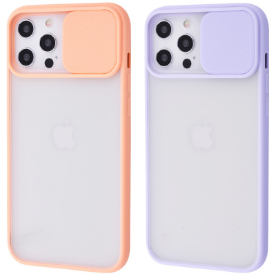 Купить Camera Protect Matte Case (PC+TPU) iPhone 12 Pro Max 30140 - Ncase