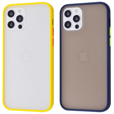 Купить Shadow Matte Case (PC+TPU) iPhone 12/12 Pro 30179 - Ncase