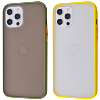 Купить Shadow Matte Case (PC+TPU) iPhone 12 Pro Max 30180 - Ncase