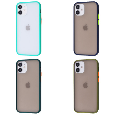 Купить Shadow Matte Case (PC+TPU) iPhone 12 mini 30178 - Ncase