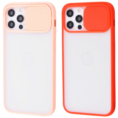 Купить Camera Protect Matte Case (PC+TPU) iPhone 12/12 Pro 30139 - Ncase