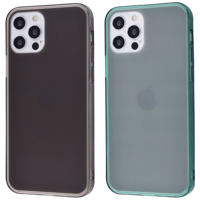 Купить Baseus Frosted Glass Protective Case iPhone 12/12 Pro 30098 - Ncase
