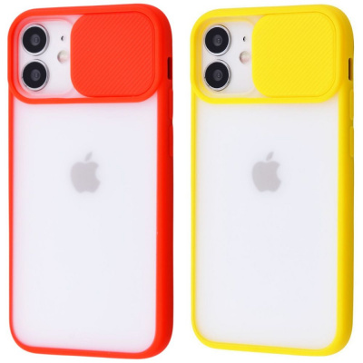 Купить Camera Protect Matte Case (PC+TPU) iPhone 12 mini 30138 - Ncase