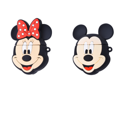 Купить Mickey & Minnie Mouse Case for AirPods 1/2 30216 - Ncase