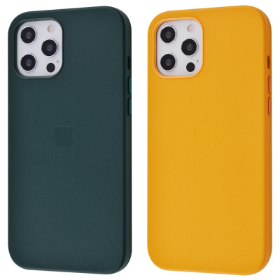 Купить Leather Case with MagSafe iPhone 12 Pro Max 30273 - Ncase