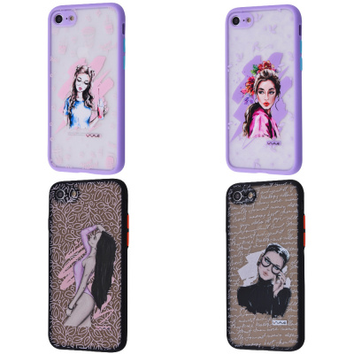Купить WAVE Cartoon Case (PC+TPU) iPhone 7/8/SE 2 30254 - Ncase