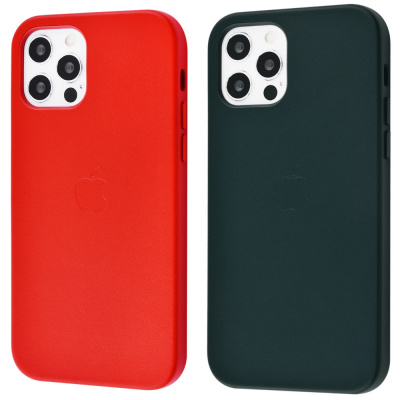 Купить Leather Case with MagSafe iPhone 12/12 Pro 30272 - Ncase