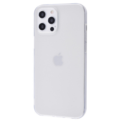 Купить Silicone Clear Case 2.0 mm (TPU) iPhone 12 Pro Max 30324 - Ncase
