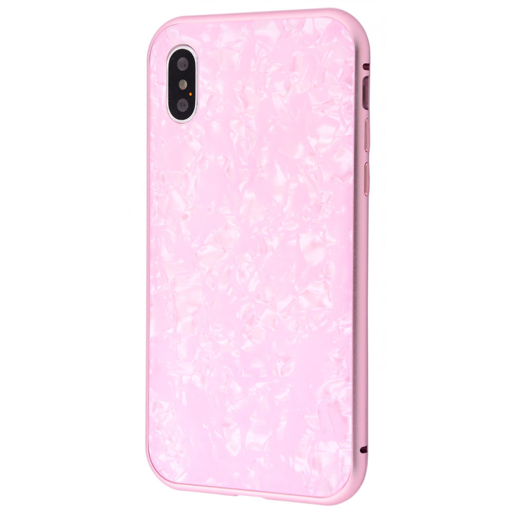 Magnette glass case Full 360 Jelly Eye series iPhone Xs Max - фото 2