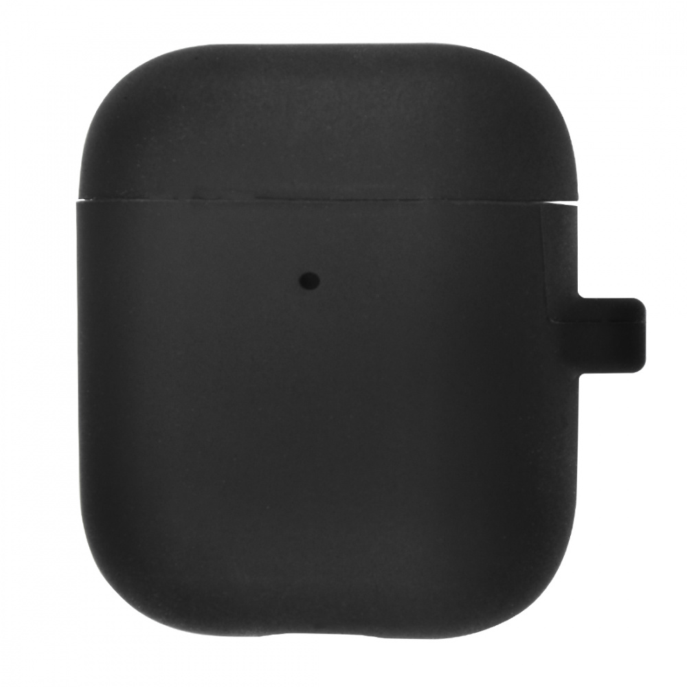 Silicone Case Slim with Carbine for AirPods 2 - фото 5