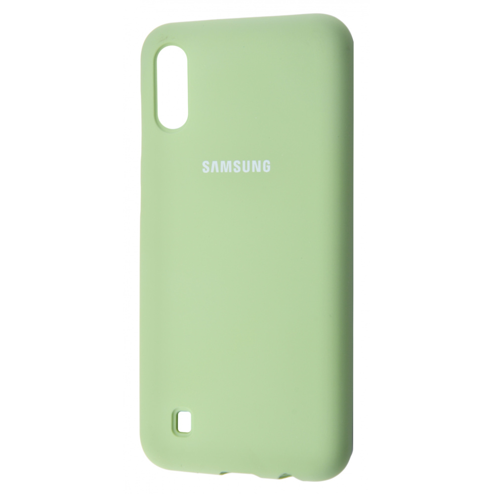Silicone Cover Full Protective Samsung Galaxy M10 (M105F) - фото 3