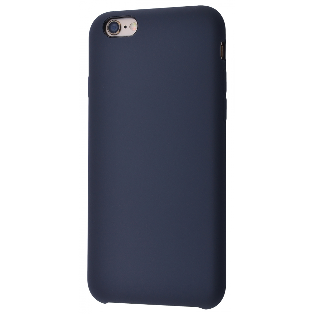 Silicone Case Without Logo iPhone 6/6s - фото 3