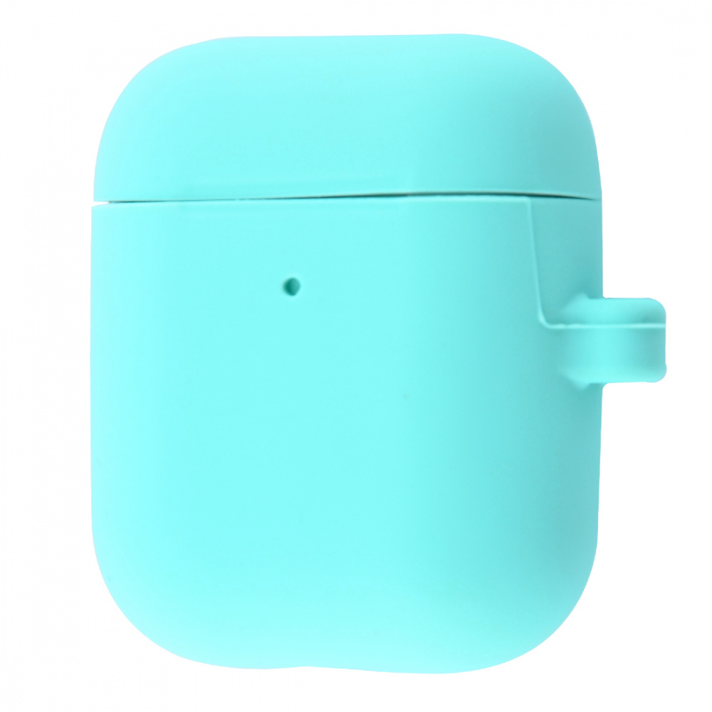 Silicone Case Slim with Carbine for AirPods 2 - фото 17