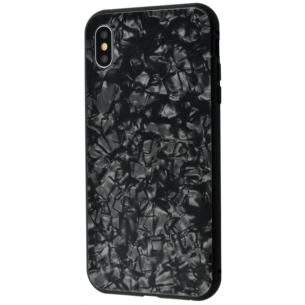 Magnette glass case Full 360 Jelly Eye series iPhone Xs Max - фото 3