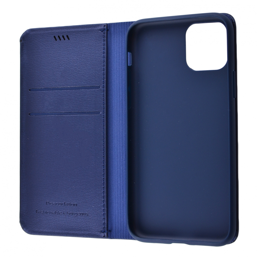 Книжка Peacocktion Smooth Leather iPhone 11 Pro Max - фото 1