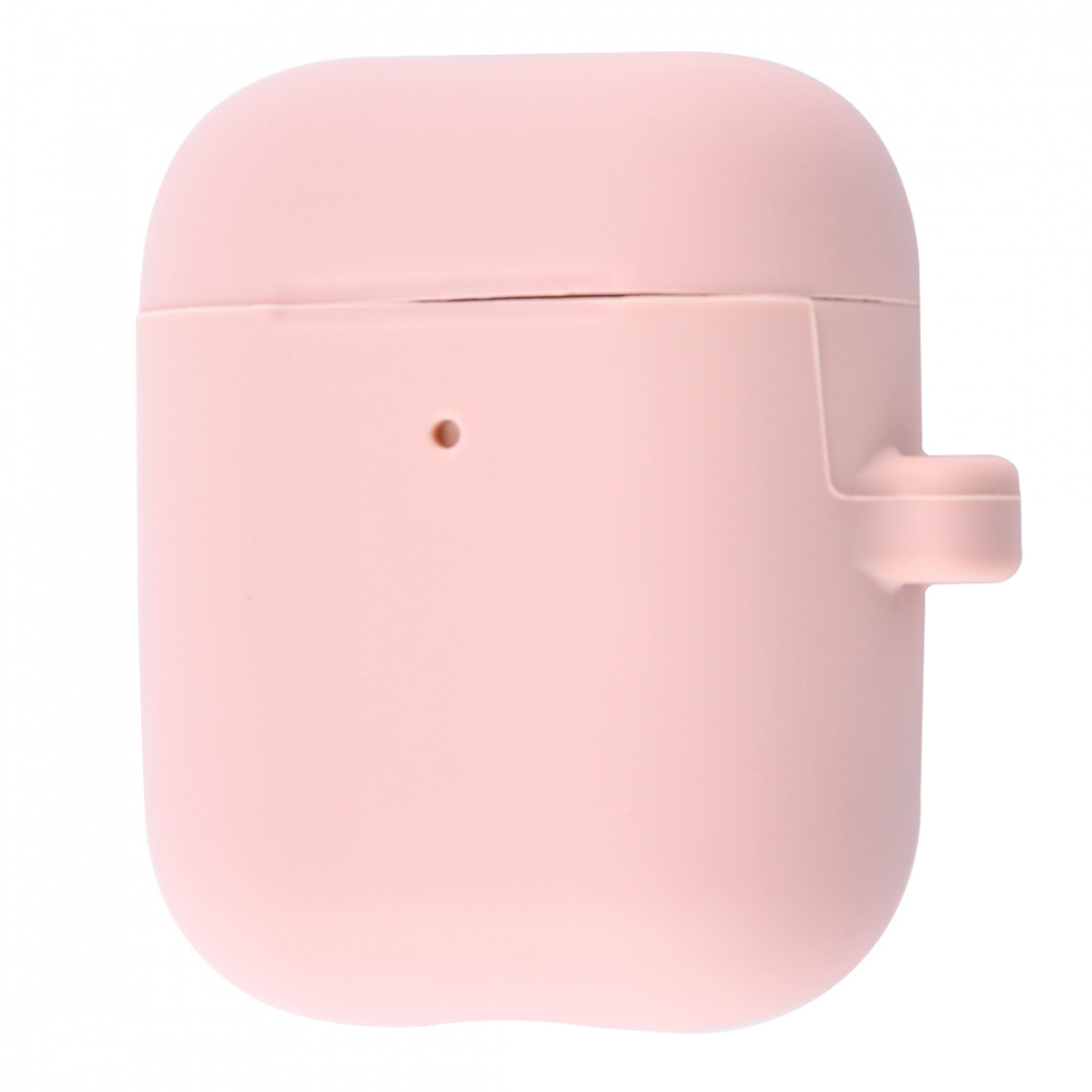 Silicone Case Slim with Carbine for AirPods 2 - фото 21