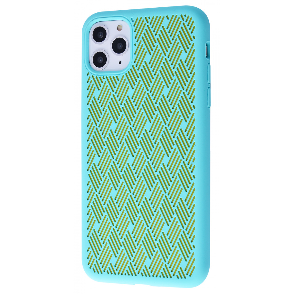 Silicone Weaving Case iPhone 11 Pro Max - фото 2