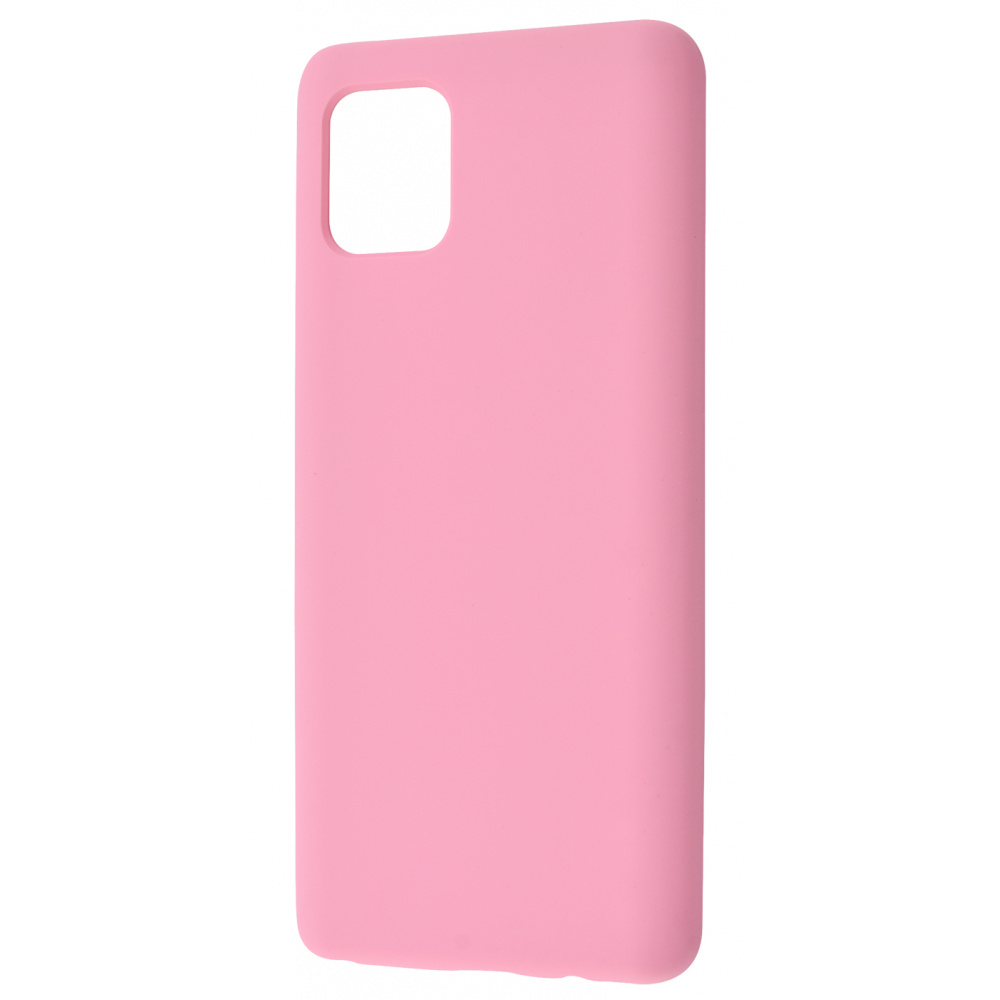 WAVE Full Silicone Cover Samsung Galaxy Note 10 Lite (N770F) - фото 3
