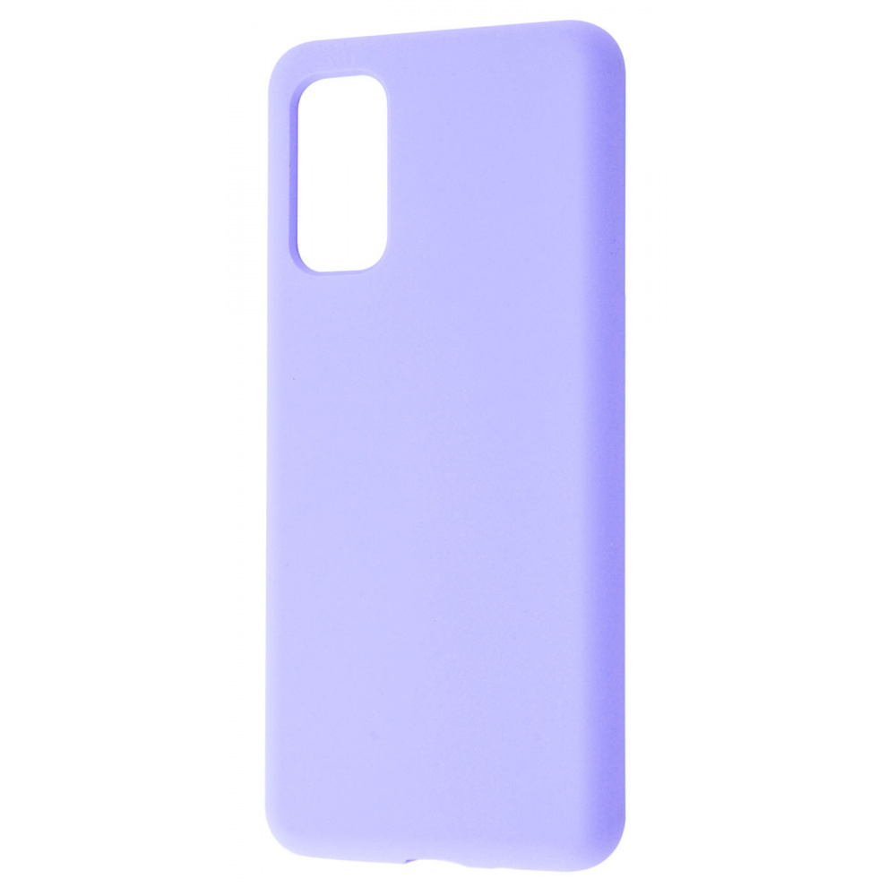 WAVE Full Silicone Cover Samsung Galaxy S20 - фото 4