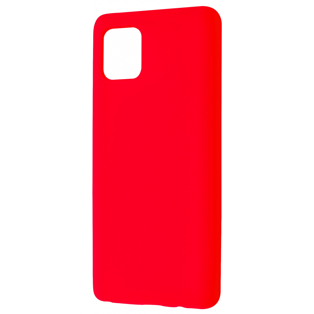 WAVE Full Silicone Cover Samsung Galaxy Note 10 Lite (N770F) - фото 4