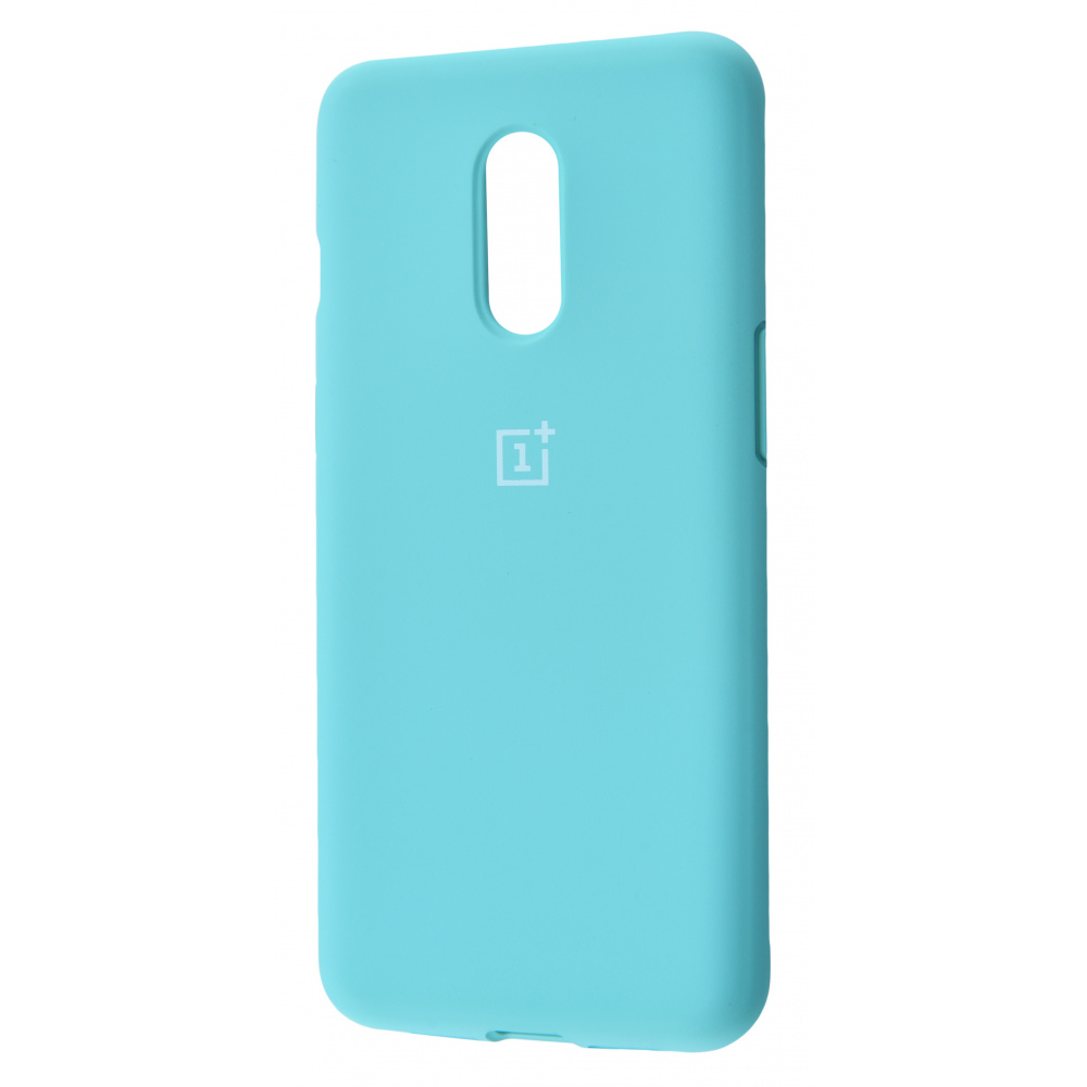 Silicone Cover Full Protective OnePlus 7 - фото 3