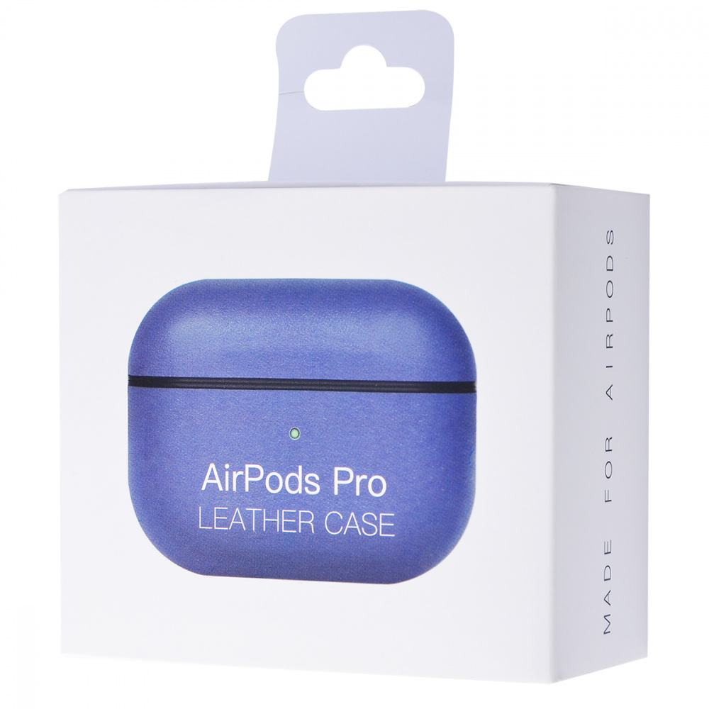 Leather Case (Leather) for AirPods Pro - фото 1