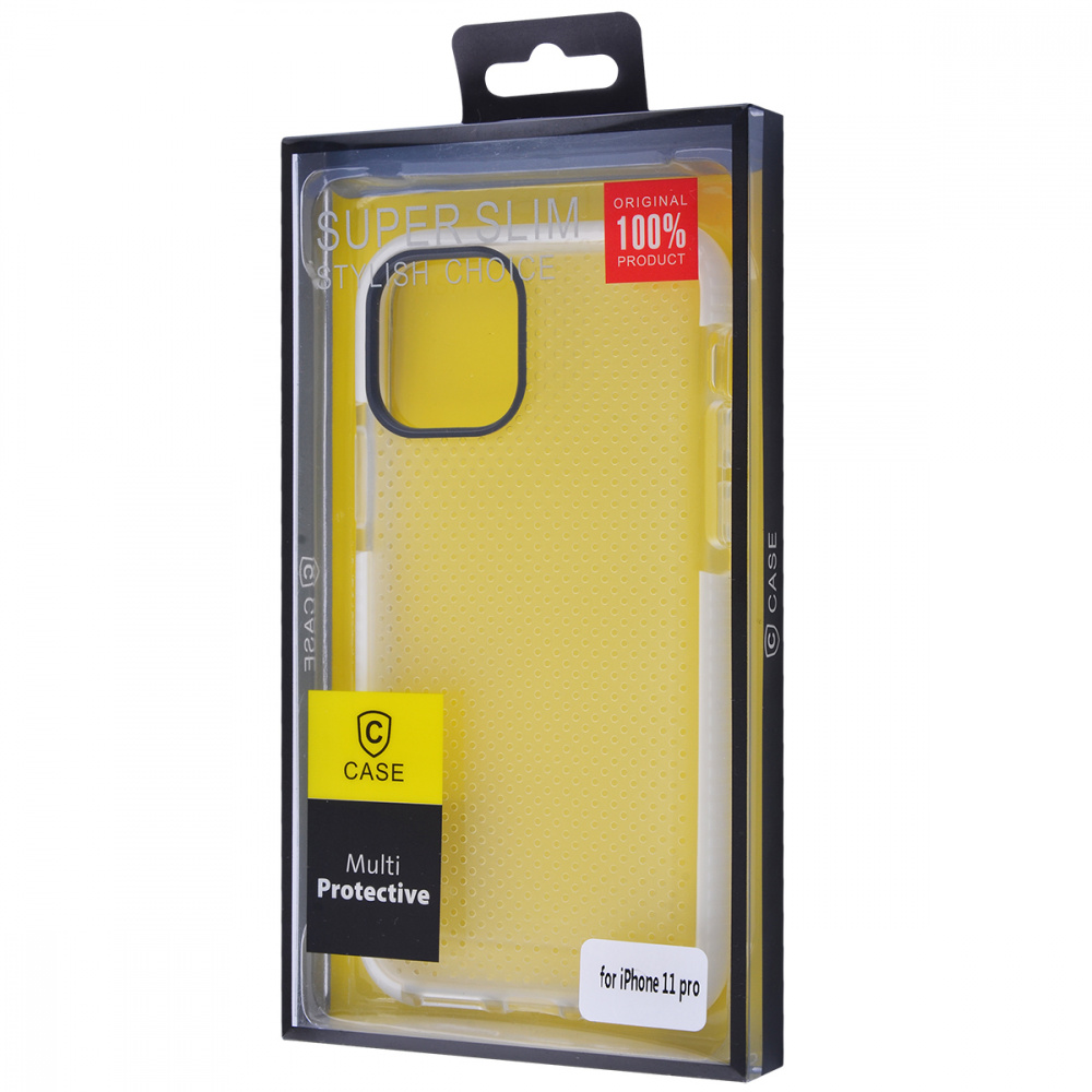Multiprotective Case Perfo Tech 21 Series (TPU) iPhone 11 Pro