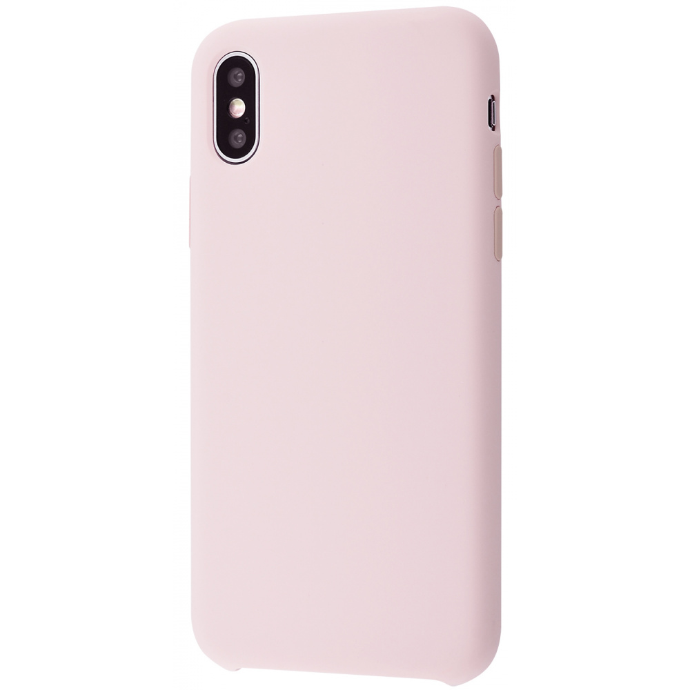 Silicone Case Without Logo iPhone Xs Max - фото 5