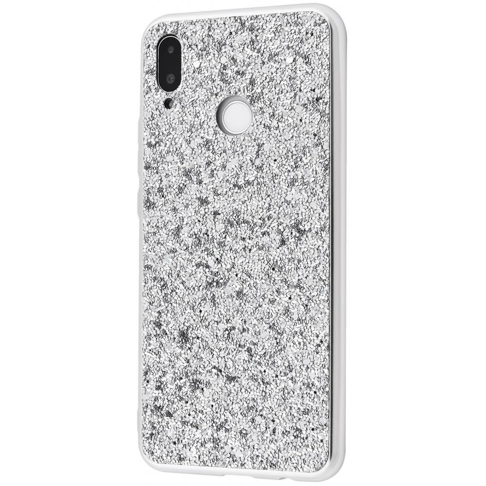 Shining Corners With Sparkles Huawei P Smart 2019/Honor 10 Lite