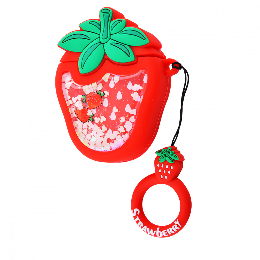 Fruits Case with Sparcles & Water for AirPods - фото 5