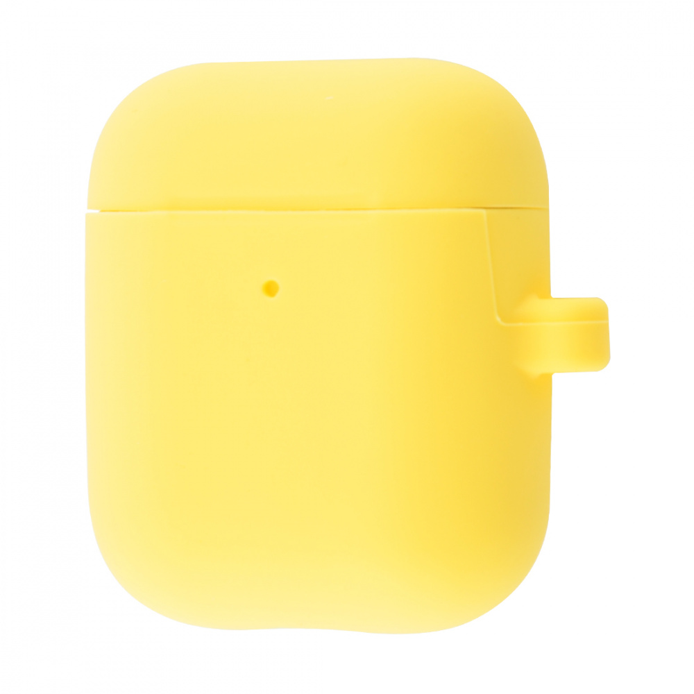 Silicone Case Slim with Carbine for AirPods 2 - фото 14