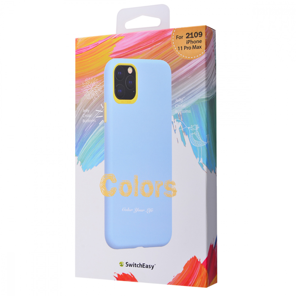 Switch Easy Colors Case (TPU) iPhone 11 Pro - фото 1