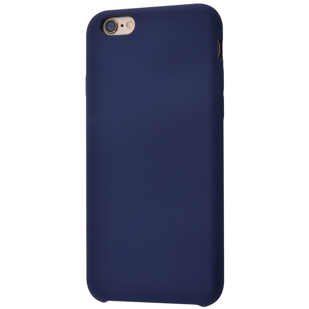 Silicone Case Without Logo iPhone 6/6s - фото 2