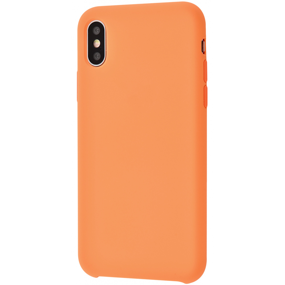 Silicone Case Without Logo iPhone Xs Max - фото 8