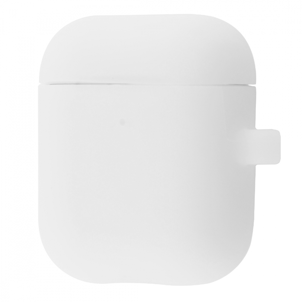 Silicone Case Slim with Carbine for AirPods 2 - фото 10