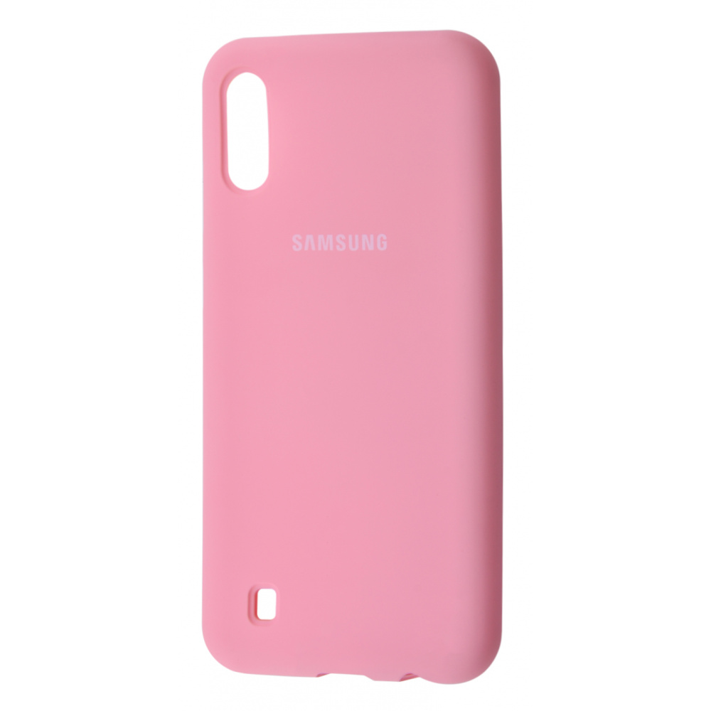 Silicone Cover Full Protective Samsung Galaxy M10 (M105F) - фото 4